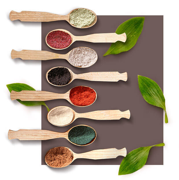 Herbal Powder Manufacturers in India