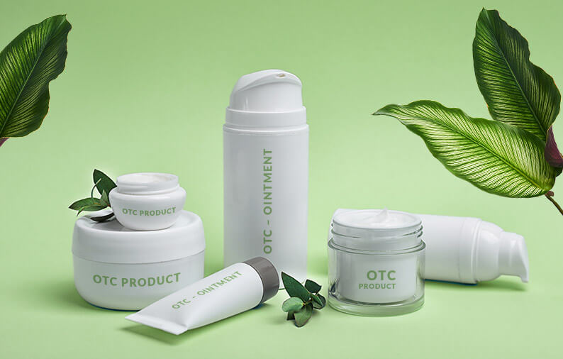 Ointment Cream for Skin