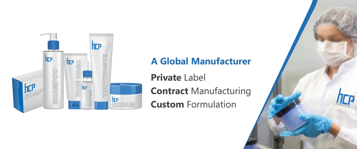 private label cosmetics skin care manufacturer in india